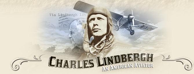 Charles Augustus Lindbergh Home Page
